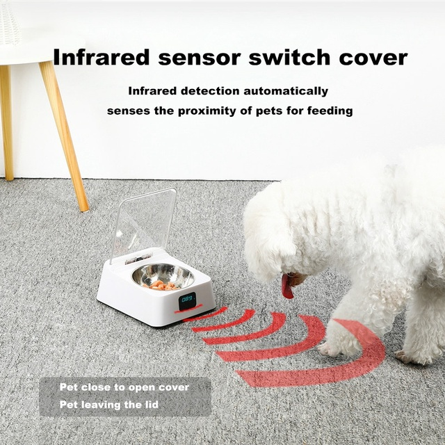 Infrared Auto Sensor Intelligent Bowl 3