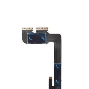 Image 3 - Cardan Yaw Rolo Suporte do Braço Robbin Flat Cable Flex para 4 Pro Drone DJI Fantasma Câmera Reparação Peças Acessório