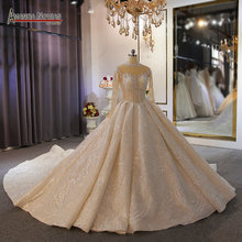 Bouquet de casamento 2020 vestido de noiva bonito do laço
