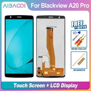 Image 2 - AiBaoQi New Original 5.5 inch Touch Screen + 960x540 LCD Display Assembly Replacement For Blackview A20/A20 Pro Phone