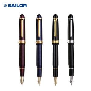 Image 1 - Japonya orijinal SAILOR 1911 11 1031 14k altın kalem yeni doğru su kontrol iyi hediye