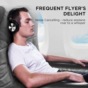 Image 5 - 共同受賞E7 pro [アップグレード] アクティブノイズキャンセルbluetoothヘッドセット耳重低音ワイヤレスヘッドセットハイファイサウンドハンズフリー