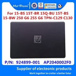 Baru untuk HP 15-BS015DX 15-BS 15T-BR 15Q-BU 15T-BS 15-BW 250 G6 255 G6 TPN-C129 TPN-C130 LCD Back Cover 924899- 001 AP2040002F0
