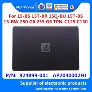 Image 1 - Nowy dla HP 15 BS015DX 15 BS 15T BR 15Q BU 15T BS 15 BW 250 G6 255 G6 TPN C129 TPN C130 LCD tylna pokrywa 924899 001 AP2040002F0