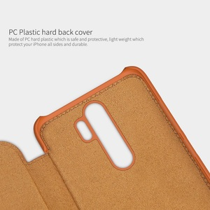 Image 4 - Redmi Note 8 case global version NILLKIN Vintage Qin Flip Cover wallet PU leather PC back cover For Xiaomi Redmi Note 8 Pro case