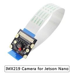 Kamera 8MP IMX219 dla NVIDIA Jetson Nano 77 stopni 1080P moduł kamery CSI dla Jetson Nano z 15 cm elastyczny kabel płaski