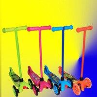 المصنع مباشرة بيع رياض الأطفال الأطفال ثلاثة عجلات سكوتر متر عالية دواسة سيارة سكوتر/مناسبة 2 3 5 سنوات من العمر|سكوترات تسير بالركل، سكوترات تسير بالقدم|   -