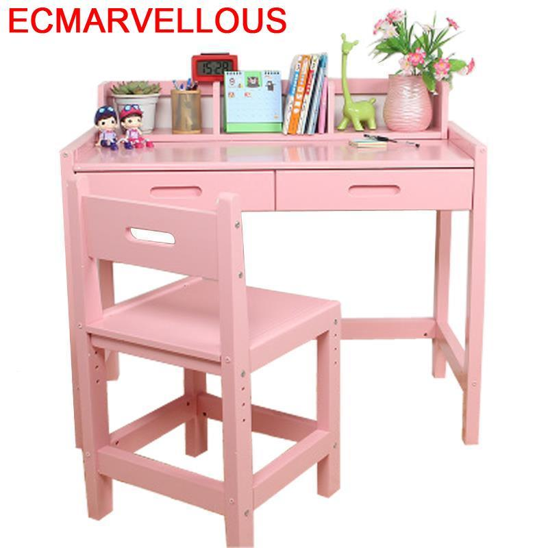 Tableau Children Cuadros Infantiles Cocuk Masasi Tablo Meja Belajar Infantil Wood Mesa Enfant Desk Escritorio Kids Study Table