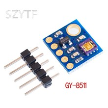 GY-8511 ml8511 uvb uv raios sensor breakout módulo de teste detector saída analógica