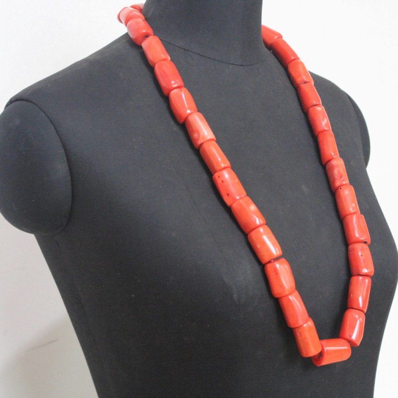4ujewelry Traditional Coral Beads Jewelry Set Nigerian Men S