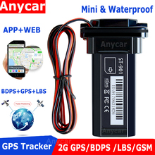 GPS Tracker Mini Gps Tracker Car Rastreador Veicular ST-901 Waterproof  for Car motorcycle vehicle 2G GSM with tracking software