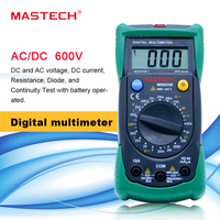 MASTECH MS8233B Digital Multimeter LCR meter non-contact voltage measuring instrument detector with backlight