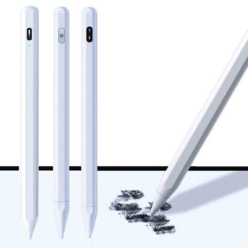 Stylus For Apple Pencil 2 iPad Pro 11 12.9 2020 2018 2019 6th 7th Mini 5 Air 3 Drawing Touch Pen With Palm Rejection Magnetic