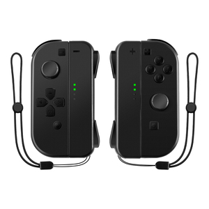 For Nintend Switch JoyCon Controller For N-Switch Wireless Controllers Gamepad Joypad Joystick With Wrist Strap Game Accessories