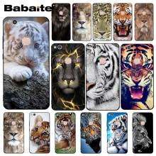 Babaite Abstract animal lion wolf Tiger Cub Phone Case for Huawei P Smart Enjoy7S Y5 Y6 Y7Prime Y9 2018 2019(China)