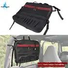 Voor Jeep Wrangler JK TJ CJ 2 Deur Opslag Gereedschapstas Zadeltas Side Roll Bar Multi Pockets Cargo Bag 1997 2018 Voor Polaris RZR UTV