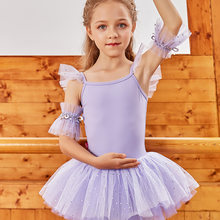 Танцевальные платья для топ девушек балетное платье балерины