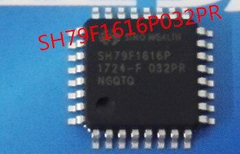 4 adet-10 adet ücretsiz kargo yeni orijinal SH79F1616P/032PR QFP32 SH79F1616 SH79F1616P032PR