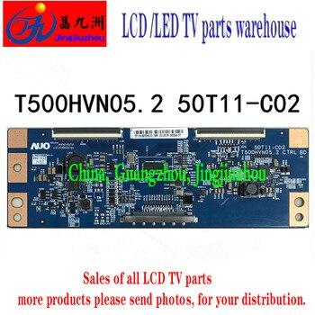 Original T500HVN05.2 50T11-C02 logic board spot in-kind shooting test delivery