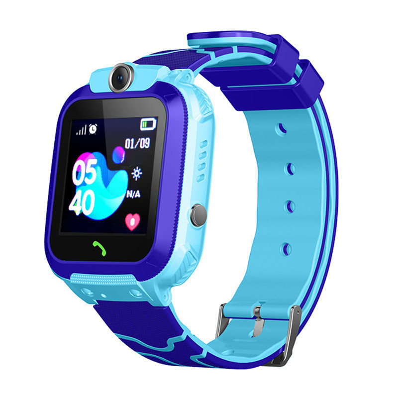 New arrival children's smart watch phone positioning smartwatch kids baby 2019