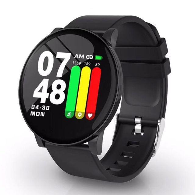 Smart Uhr Für iOS Android Bluetooth Sport Smartwatch Männer Frauen Wasserdichte Armband Herz Rate Monitor Blutdruck