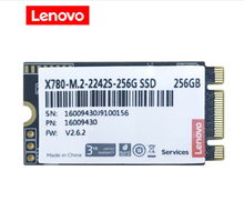 Lenovo m.2 2242 256G NGFF solid state drive X780 m.2 2242 NVME 256G