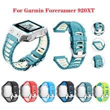 Jker Цветной силиконовый ремешок для garmin forerunner 920xt
