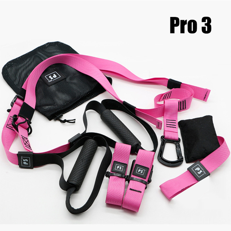 Resistance Bands Hanging Belt Sport Gym Workout Fitness Suspension Exercise Pull Rope Straps Training