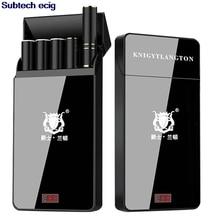Vape Pod Starter Kit LED power anzeigt System 280mAh batterie Vape shisha shisha stift Elektronische Zigarette Kit VS w01 kit