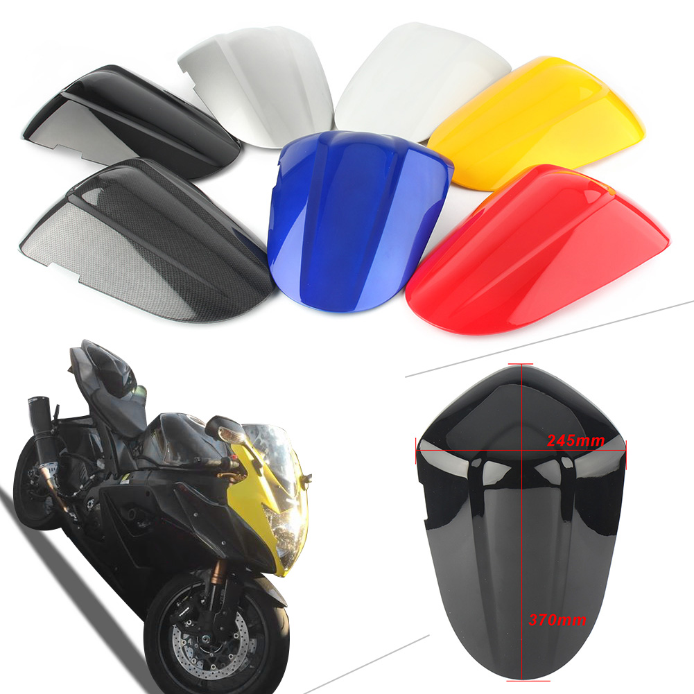 K5 Motorcycle Rear Pillion Passenger Cowl Seat Back Cover For <font><b>Suzuki</b></font> GSXR1000 GSXR 1000 <font><b>GSX1000R</b></font> 2005 2006 image