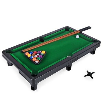 Mini Tabletop Ball Billiards Kids Home Billiard Game Snooker Tables Pool Table Game Pool Cue Stick Balls Game Toy For Children child snooker table child standard household folding pool table children billiard snooker table