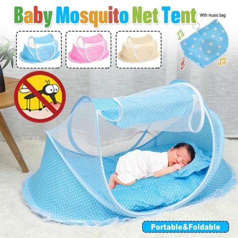 portatil dobravel bebe ninho macio cama de viagem berco infantil berco do bebe recem nascido