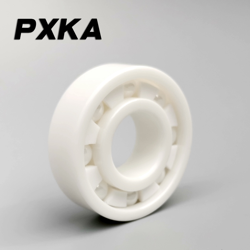 Купить со скидкой Free shipping zirconia ceramic bearing 6200 6201 6202 6203 6204 6205 6206 6207 6208 6209 6210 6211 6