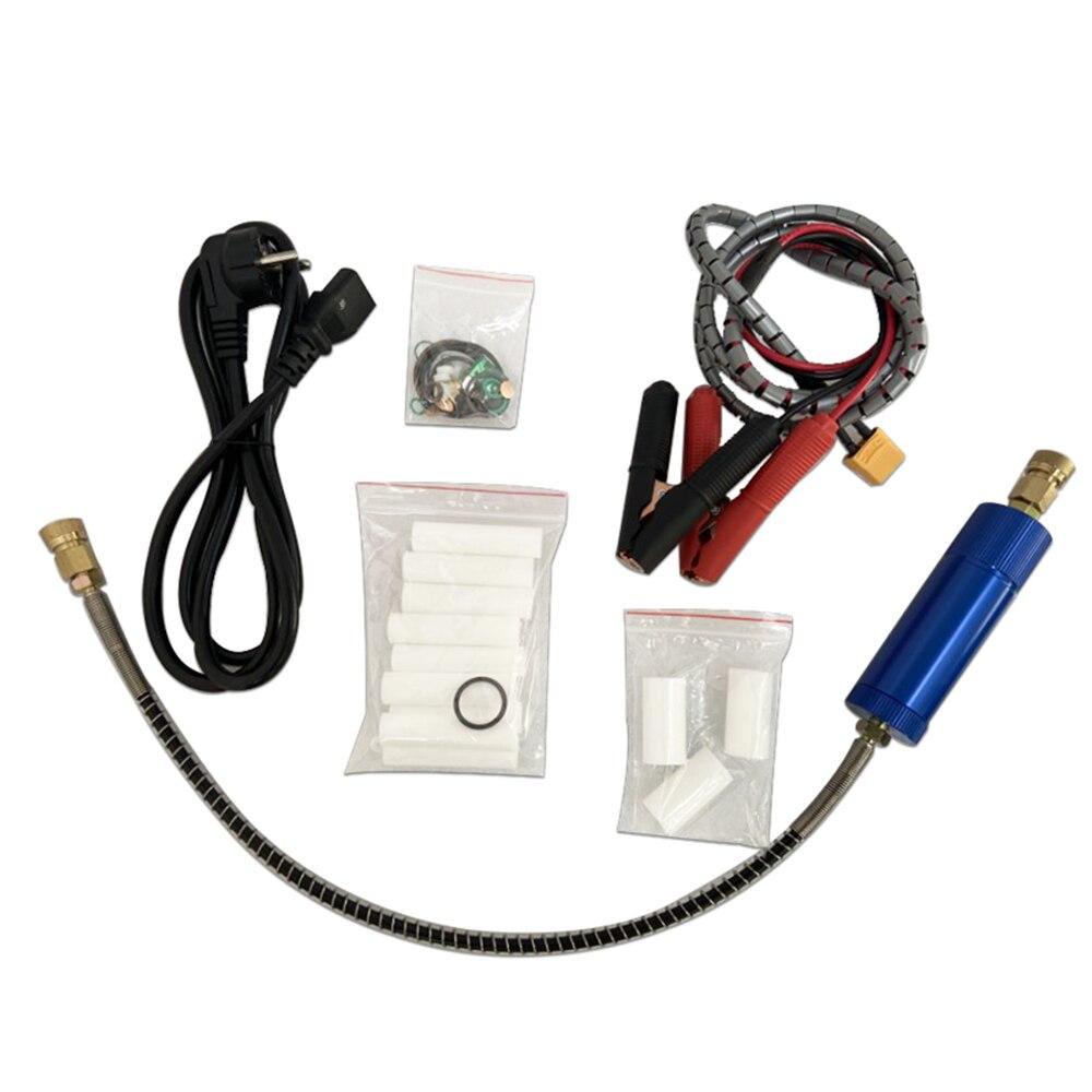 TXET062 Pcp compresor de aire bomba de alta presión 12V bomba para PCP Rifle de aire inflador neumático 4500psi 300bar 30mpa