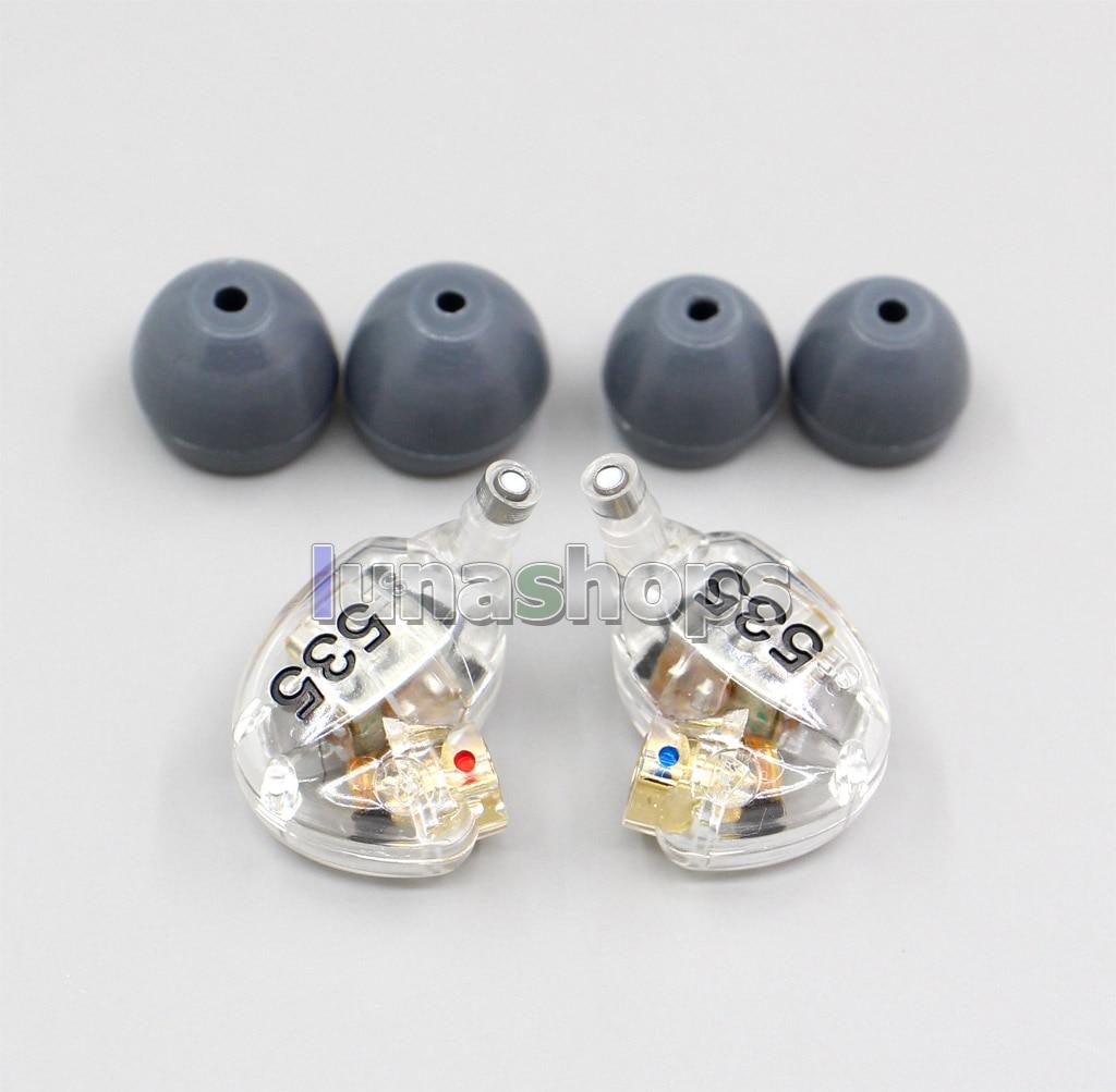 LN005105 Handmade DIY Custom Armature In Ear Earphone By Shure Se535 Shell Housing