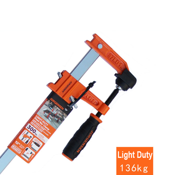 """DIY Light Duty Clip Woodworking Clamps F Clip Cast Iron Furniture Clip  4"""" 6"""" 8"""" 12"""" Handheld Woodworking Tools"""
