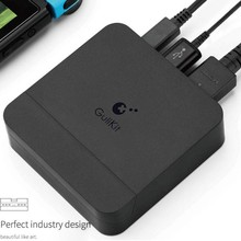Gulikit NS05 Portable Docking Station Docking Charger Stands For SWITCH Docking Station Stand Adapter USB 3