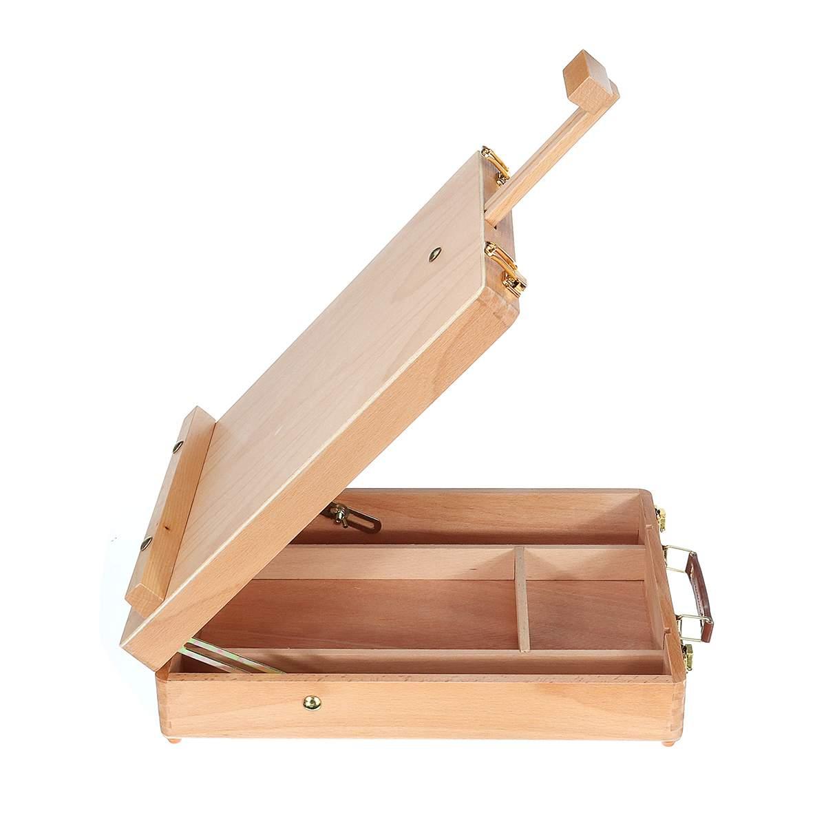 integrada arte desenho pintura mesa caixa de