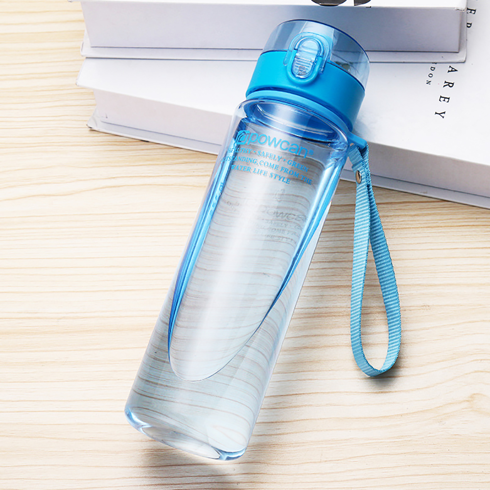 560/1000ml  Water Bottle Outdoor Sports Portable Plastic Water Cup Drinking Bottl  water bottle borraccia  botellas para agua-in Water Bottles from Home & Garden on AliExpress
