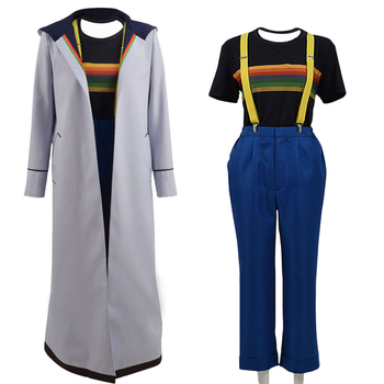 Doctor Who the thirteenth Doctor Who Jodie Whittaker cosplay costume doctor who the sleepers in the dust audio original