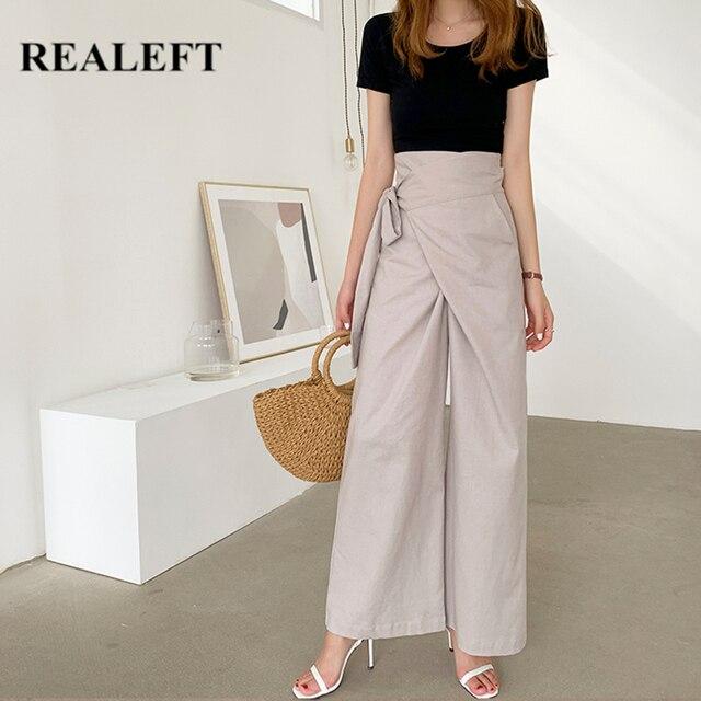Women's Casual Bell Bottom Pants 1