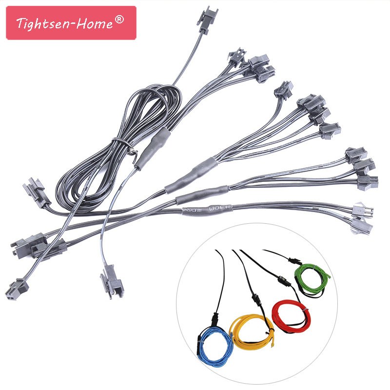 5 pin to 4 pin Fan Connector Adapter Convertion Line Extension Cable For  WL