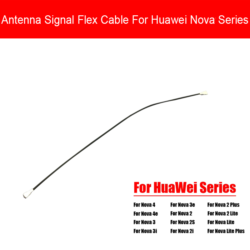 Antenna Signal Flex Cable For HuaWei Nova 4 4e 3 3i 3e 2S 2i 2 Plus Lite Plus Young 2017 Signal Antenna Line Cable Ribbon Parts