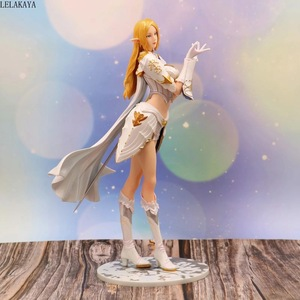Image 3 - Hot Japanse Anime Elf Vrouwelijke Mage Met Wapen Skytube Tony Meisjes 1/7 Schaal Pvc Action Figure Collectible Model Toys Brinquedos