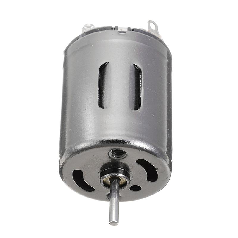 1PCS DC Brushless Motor DC 24V 5000RPM Metal Electronic Parts Low Noise 38mm