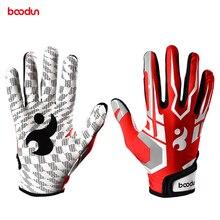 Бейсбольные перчатки boodun спортивные удобные дышащие силиконовые