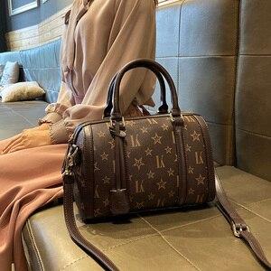 2020 Горячие винтажные кожаные роскошные сумки, женские сумки, дизайнерские сумки, высокое качество, женские ручные сумки на плечо для женщин