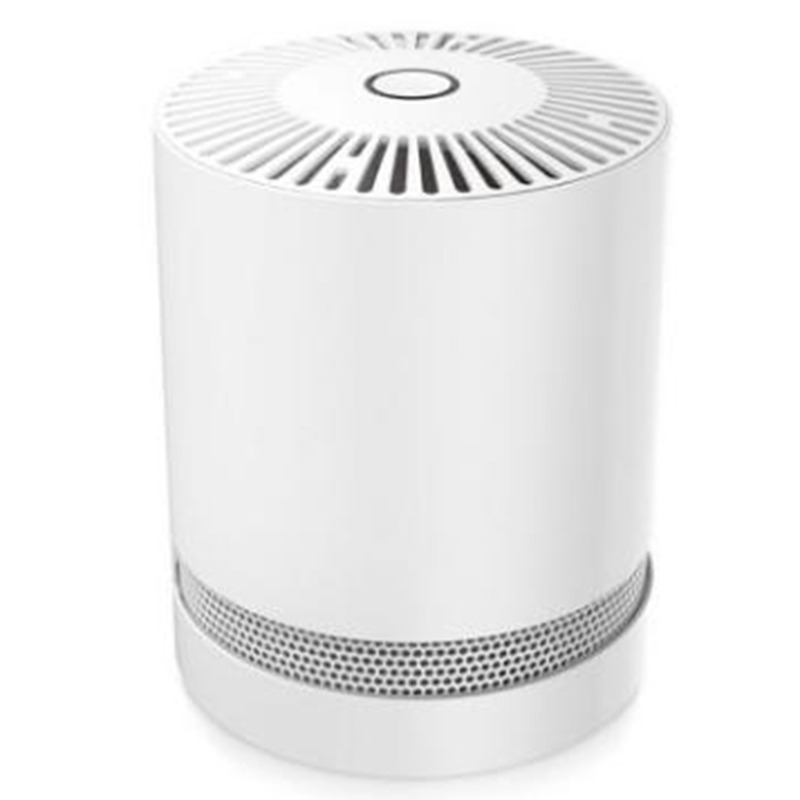 Ev Aletleri'ten Hava Temizleyicileri'de Sıcak satış hava temizleyici ev için sigara içenler alerjiler ve evcil hayvan saç  filtrasyon sistemi temizleyici Eliminators  japonya'da üretilen kompakt masaüstü temizleyicileri F title=