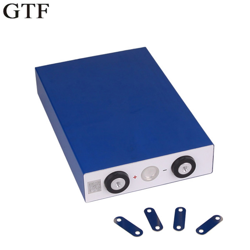 GTF 3.2V High Capacity 50Ah Lifepo4 Battery With 2000 Times Life Cycle For Electric Vehicles Storage System Energy Solar