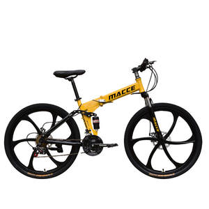 MTB Mountain-Bike 26in Shimanos21 Bicycle Carbon-Steel Free-Delivery Full-Suspension
